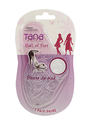 Tana pointe du pied