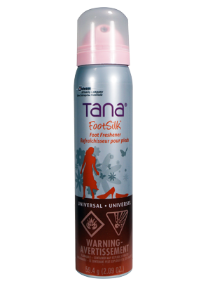 Tana Footsilk 59g