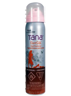 Tana Footsilk 59g
