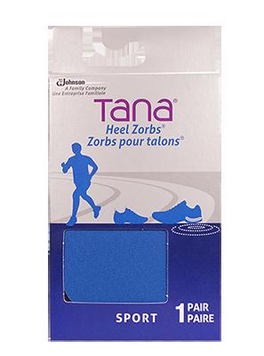 Tana Zorbs pour talons