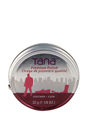 Tana Leather Premium Polish Black