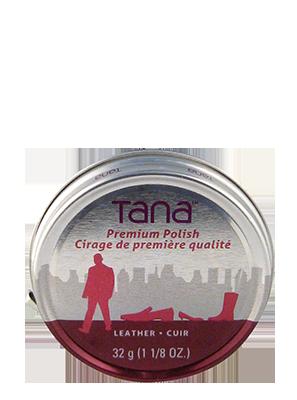 Tana Leather Premium Polish Black