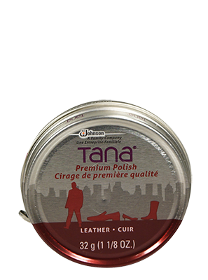 Tana Leather Premium Polish Dark Brown
