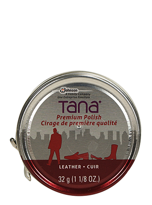 Tana Leather Premium Polish Med Brown