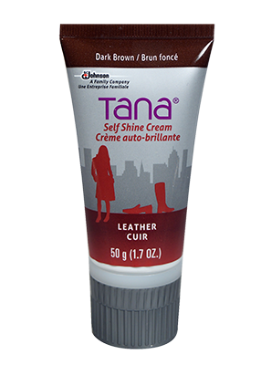 Tana Self Shine Cream Dark Brown