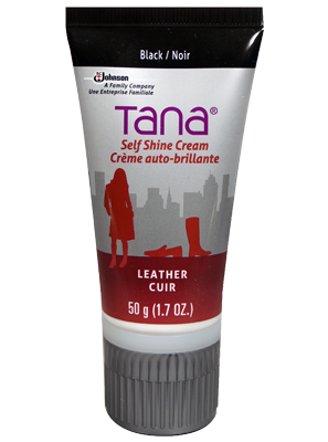 Tana Self Shine Cream black