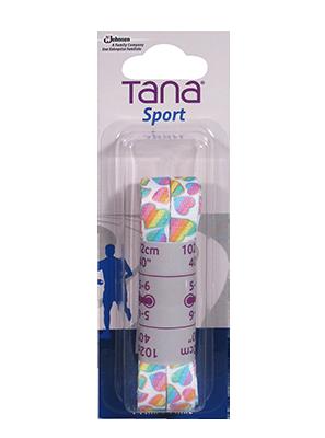 tana lacets plats emballage assorti 40 cœurs