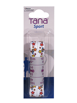 tana lacets plats emballage assorti 40 étoiles