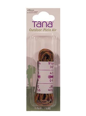 tana outdoor lacets botte de randonnée rond 36multi