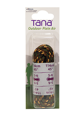 tana outdoor laces hiking boot round 45 multi