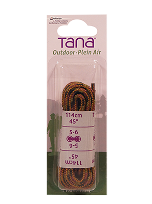 tana outdoor laces hiking boot round 45 sierra multi