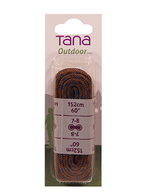 tana outdoor laces hiking boot round 60 everest multi