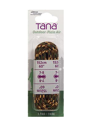 tana outdoor lacets botte de randonnée rond 60multi