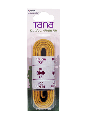 tana outdoor laces leather 72 tan