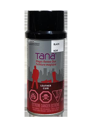 Tana Rénovateur pour nubuck et suède noir
